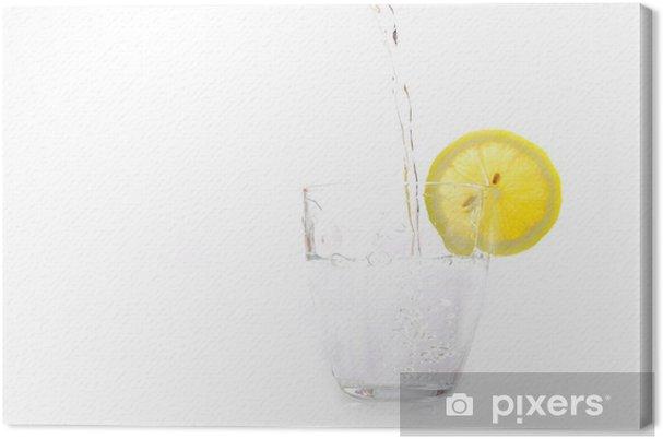 Tableau sur toile Limonata - Repas