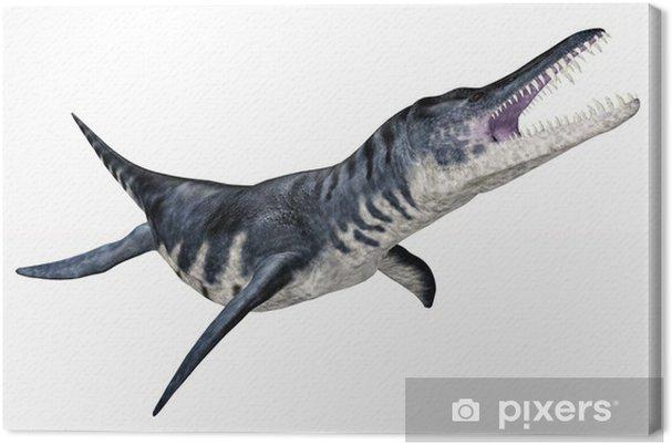 Tableau sur toile Liopleurodon - Autres Autres