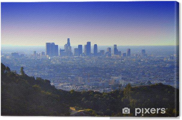 Tableau sur toile Los Angeles - Thèmes