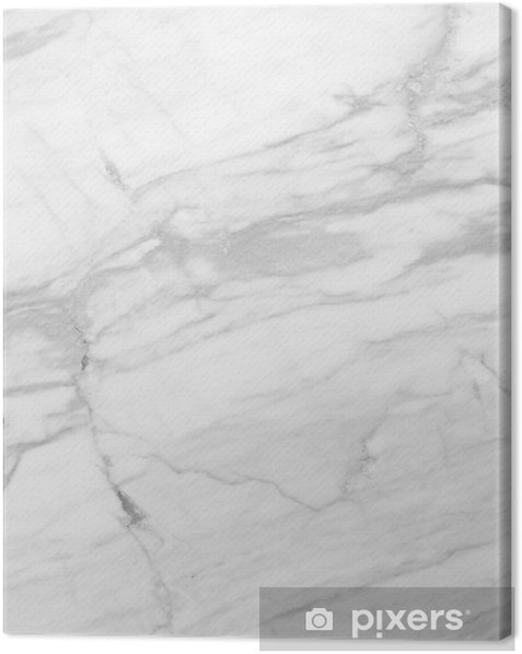 Tableau sur toile Marbre blanc (High.Res.) - iStaging