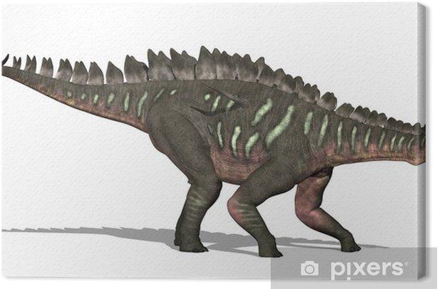 Tableau sur toile Miragaia Dinosaur - Sticker mural
