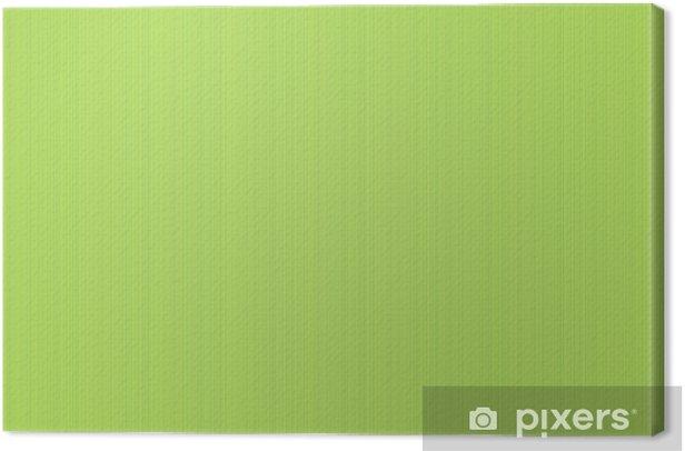 Tableau sur toile Modèle pistache transparente des lignes - Arrière plans