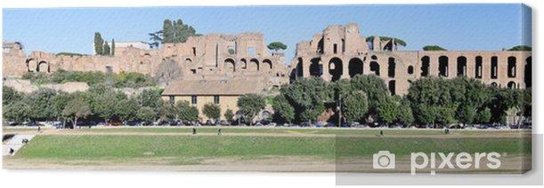 Tableau sur toile Mont Palatin, Rome - Thèmes