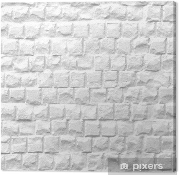 tableau sur toile mur de pierre blanche texture de fond pixers nous vivons pour changer. Black Bedroom Furniture Sets. Home Design Ideas