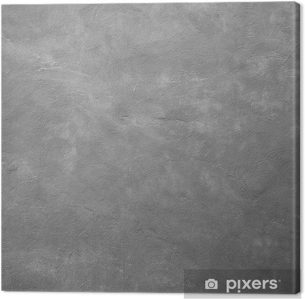 Tableau sur toile Mur gris