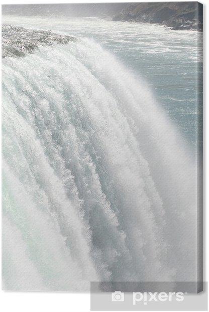 Tableau sur toile Niagara tombent - Merveilles naturelles