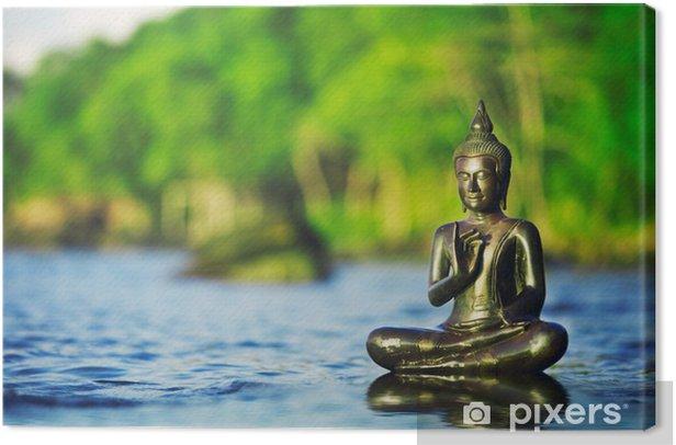 Tableau sur toile Nirvana au paradis - Asie