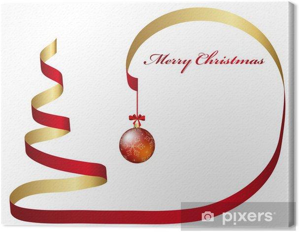 Tableau sur toile Noël - Fêtes internationales