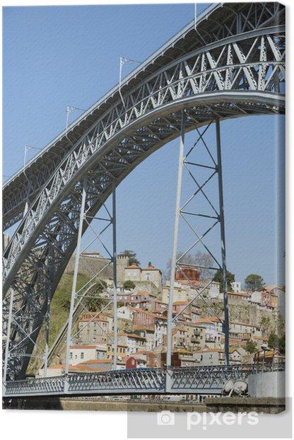 Tableau sur toile Oporto - Europe