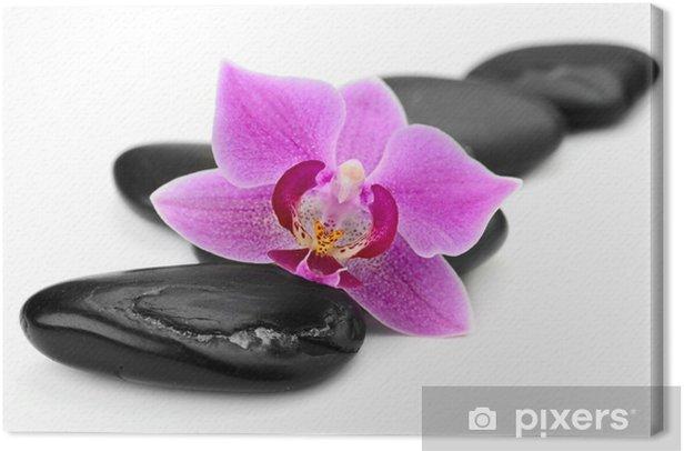 Tableau sur toile Orchidée - Beauté et soins du corps