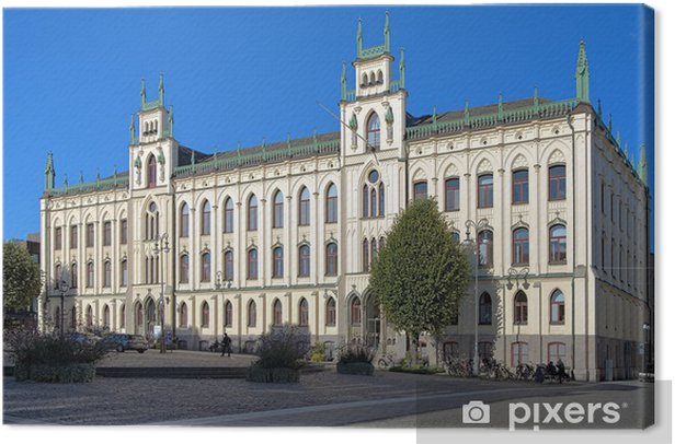Tableau sur toile Orebro Town Hall, Suède - Europe
