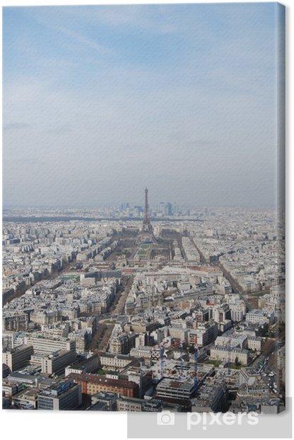 Tableau sur toile Parigi - Europe
