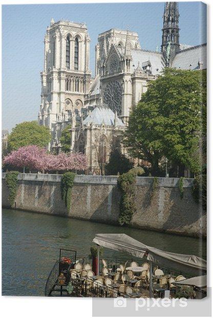 Tableau sur toile Paris Monument Eglise 12 - Villes européennes