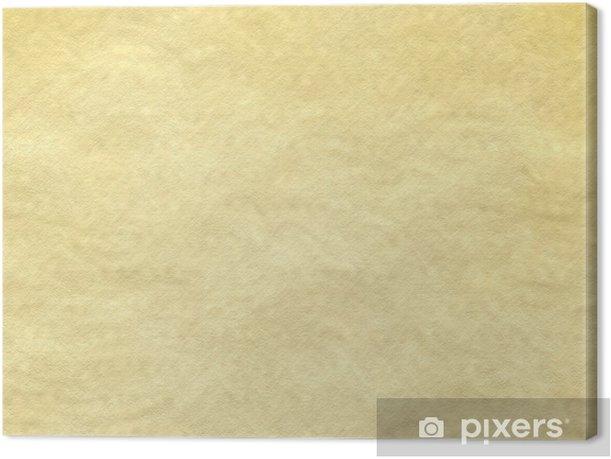 Tableau sur toile Paroi rugueuse ou fond de papier froissé - Arrière plans