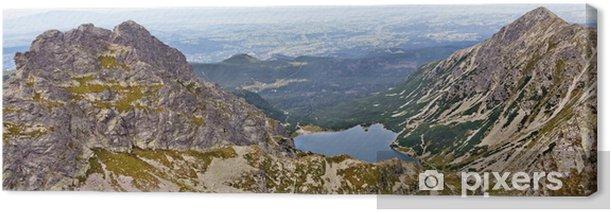 Tableau sur toile Paysage montagne - Europe