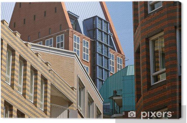 Tableau sur toile Paysage urbain - La Haye - Pays-Bas - Europe