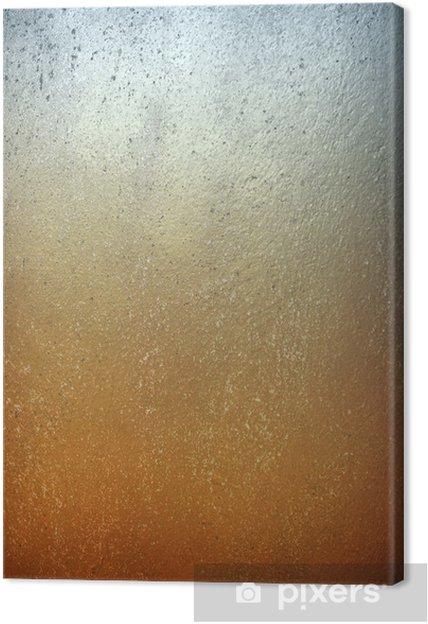 Tableau sur toile Peindre la texture de fond - Art et création