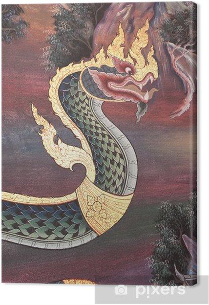 Tableau sur toile Peintures d'art - Thèmes