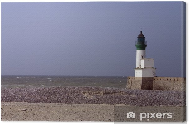 Tableau sur toile Phare - Phare