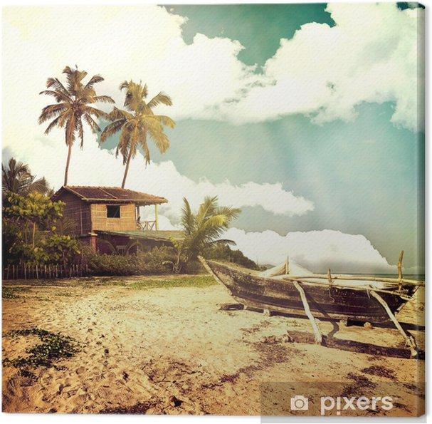 Tableau sur toile Photobeach-30 - Thèmes