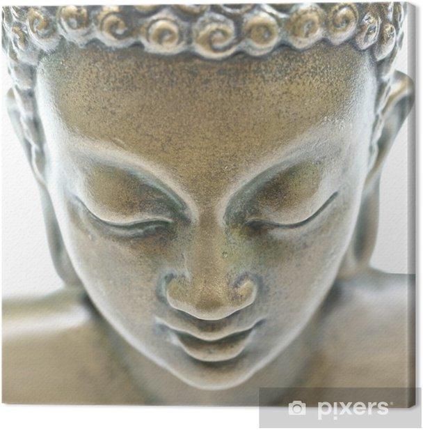 Tableau sur toile Portrait de Bouddha - Thèmes