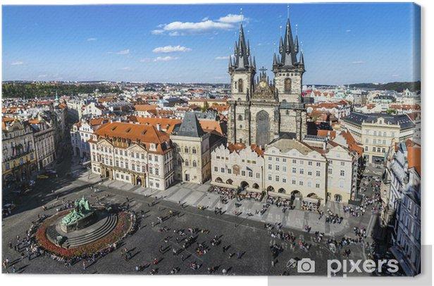 Tableau sur toile Prague - République Tchèque - Villes européennes