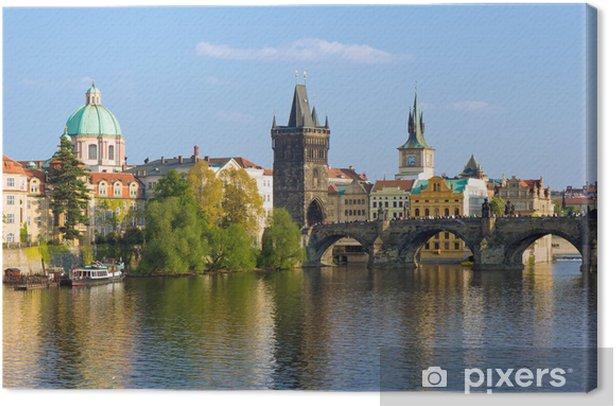 Tableau sur toile Prague - Prague