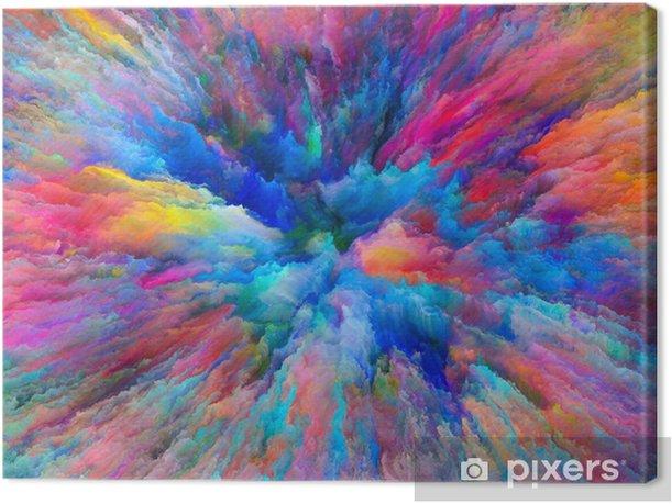 Tableau Sur Toile Propagation De La Peinture Surrealiste Pixers Nous Vivons Pour Changer