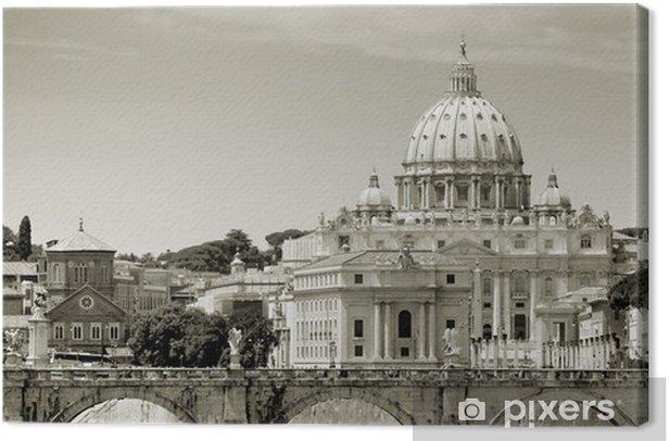 Tableau sur toile Rome - Thèmes