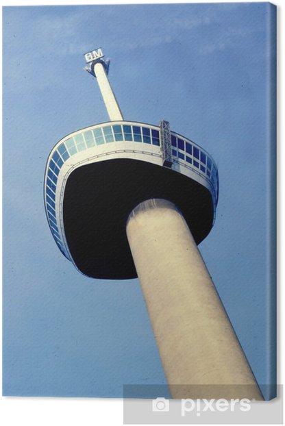 Tableau sur toile Rotterdam - Europe