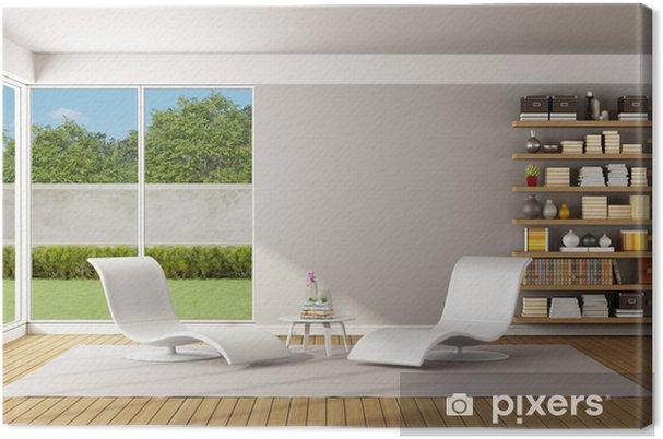 Tableau Sur Toile Salon Moderne