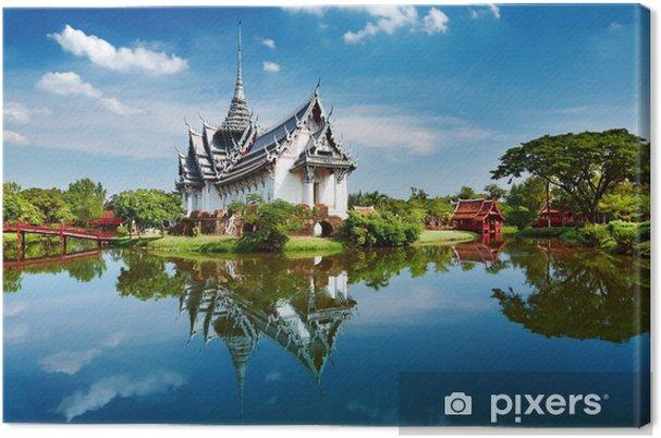 Tableau sur toile Sanphet Prasat Palace, Thailand - Thèmes