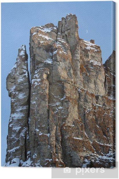 Tableau sur toile Sibérie - Nature et régions sauvages