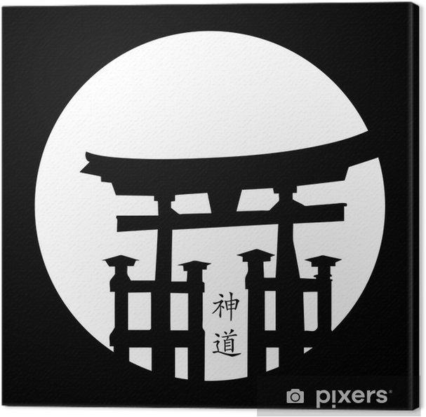 Tableau sur toile Style japonais - Asie