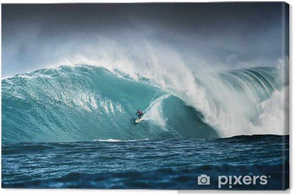 Tableau sur toile Surf - Thèmes