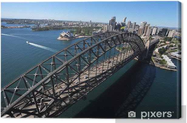 Tableau sur toile Sydney - PI-31