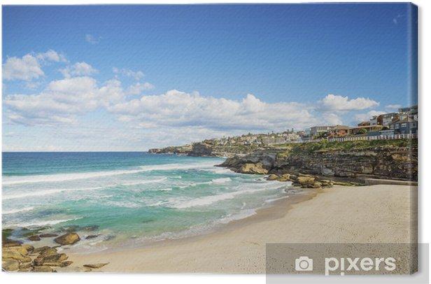 Tableau sur toile Tamarama plage à Sydney en Australie - Océanie