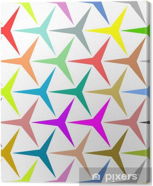 Tableau sur toile Terrain star TROIS POINTS - Industrie lourde