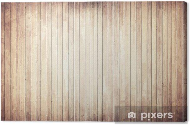 tableau sur toile texture bois clair avec des planches verticales tage table mur pixers. Black Bedroom Furniture Sets. Home Design Ideas
