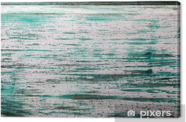 Tableau sur toile Texturé bois. - Textures