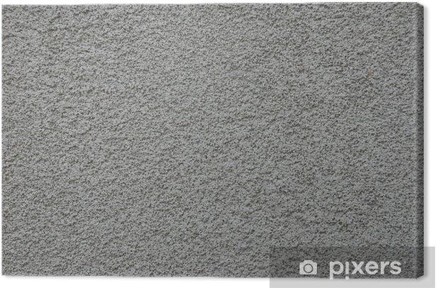 Tableau sur toile Texture en béton (qualité moyenne) - Thèmes