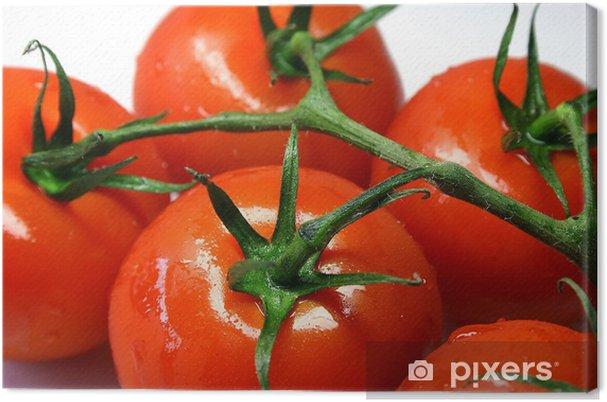 Tableau sur toile Tomatoes - Thèmes
