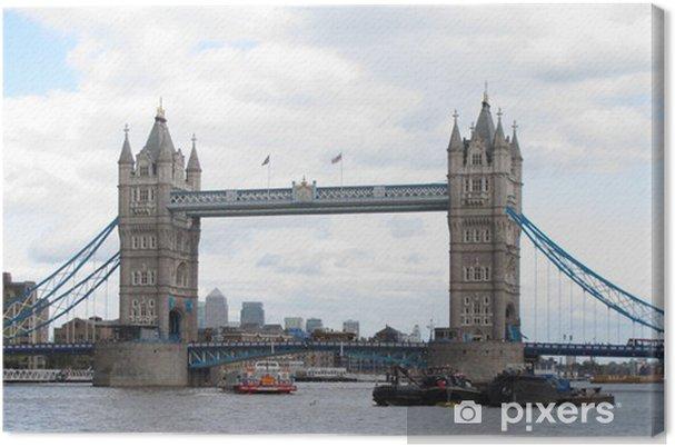 Tableau sur toile Tower Bridge, Londres, Royaume-Uni - Thèmes
