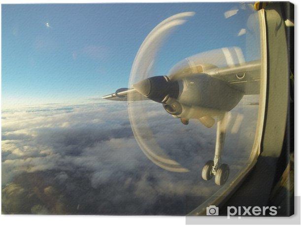 Tableau sur toile Transport aérien - Situations