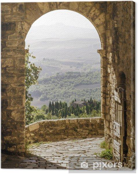 Tableau sur toile Tuscany - Thèmes