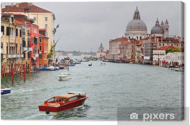 Tableau sur toile Venice - Thèmes