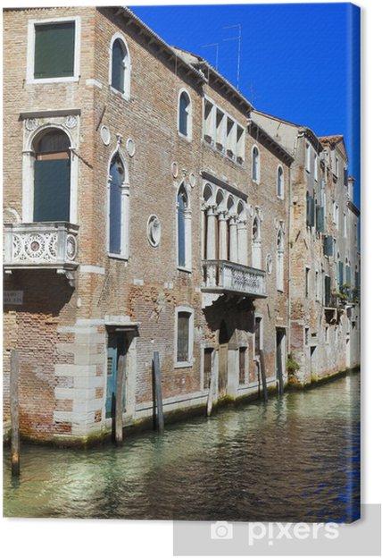 Tableau sur toile Venice - Villes européennes