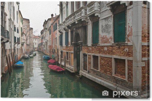 Tableau sur toile Venise 1302 - Villes européennes