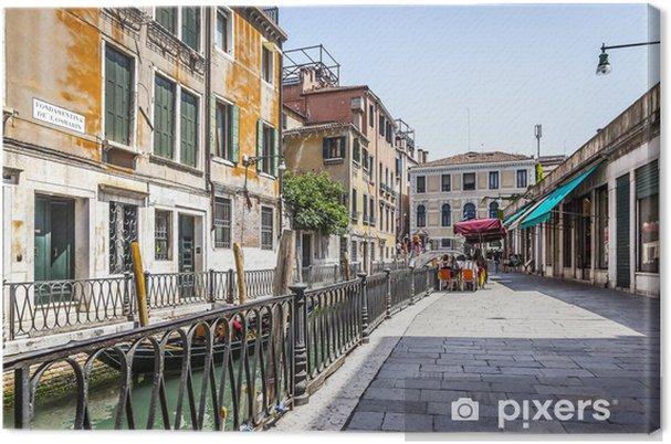 Tableau sur toile Venise, Italie - Villes européennes