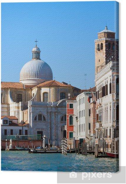 Tableau sur toile Venise, Italie - Europe